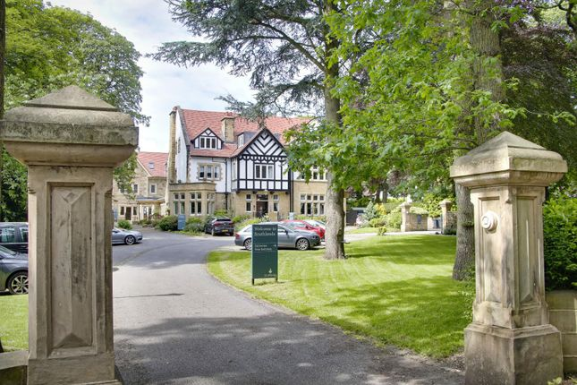 Thumbnail Flat for sale in Wetherby Road, Roundhay, Leeds