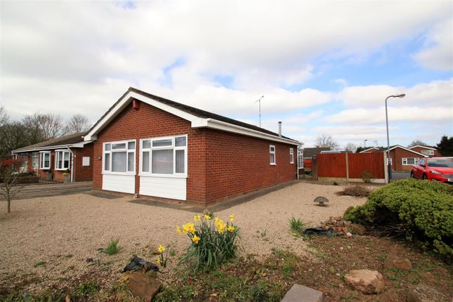 Thumbnail Detached bungalow for sale in High Ash Close, Exhall, Coventry