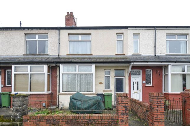 Thumbnail Terraced house for sale in Riverside Terrace, Cardiff, Caerdydd