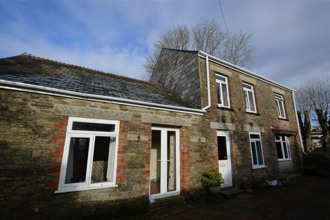 Thumbnail Detached house for sale in Station Road, Liskeard, Cornwall