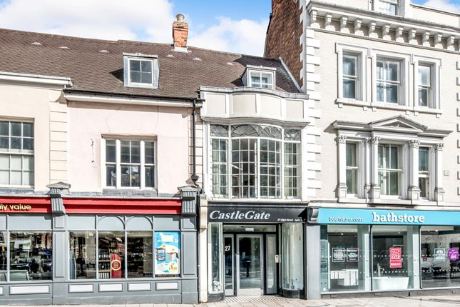 Thumbnail Flat to rent in Castle Gate, High Street, Bedford