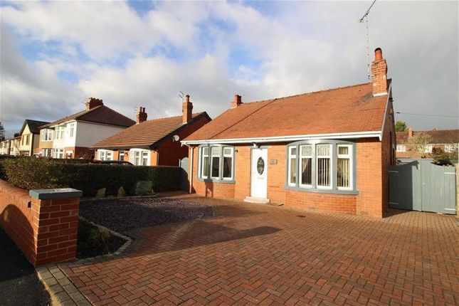 Detached bungalow for sale in Blackpool Road, Lea, Preston