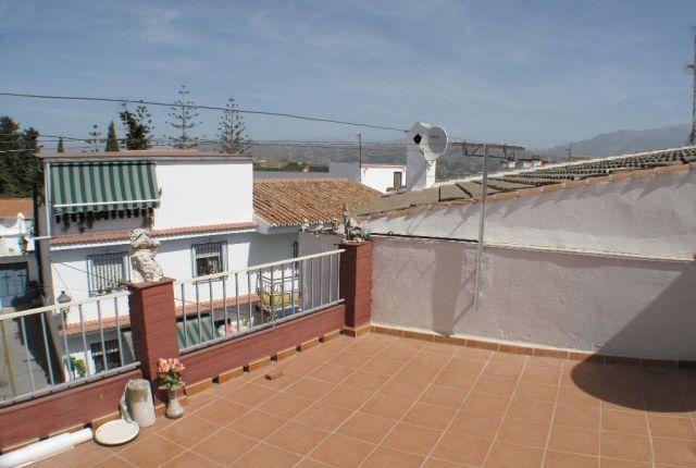 Roofterrace of Spain, Málaga, Benamocarra