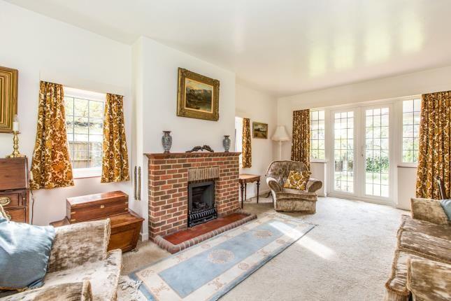 Living Room of High Path, Easebourne, Midhurst, West Sussex GU29
