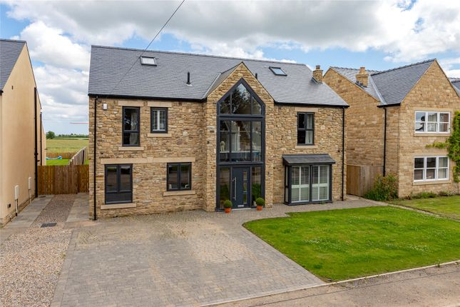 Thumbnail Detached house for sale in Roseberry View, Sadberge, Darlington