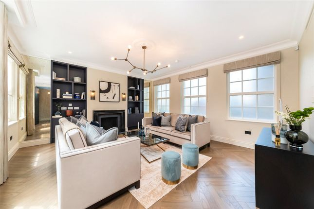 Thumbnail Mews house to rent in Deans Mews, Marylebone, London