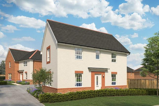 """3 bed end terrace house for sale in """"Moresby"""" at Crimchard, Chard TA20"""