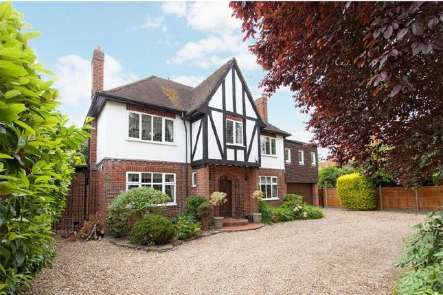 Thumbnail Detached house for sale in Switchback Road North, Maidenhead