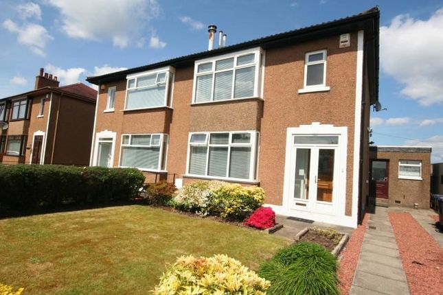 Thumbnail Semi-detached house to rent in Wright Street, Renfrew