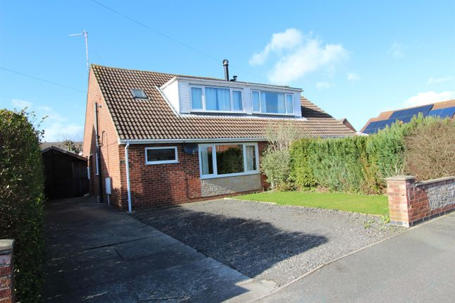 Thumbnail 3 bed semi-detached house for sale in Oak Close, Louth
