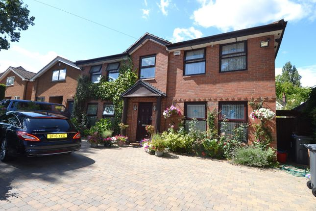 Thumbnail Detached house for sale in Moorcroft Road, Moseley, Birmingham