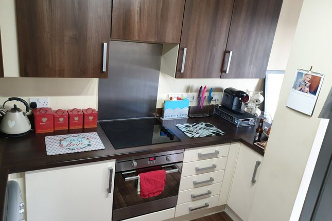 Kitchen of Cleves Court, Station Lane, Pitsea SS13