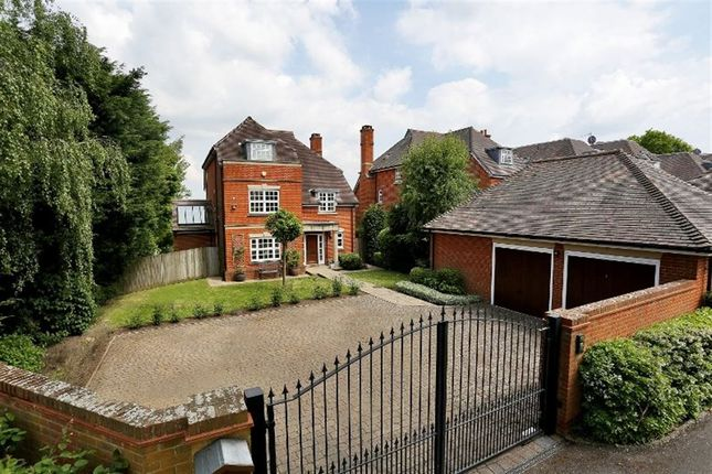 Thumbnail Detached house to rent in Manor Fields, London Road, Southborough, Tunbridge Wells