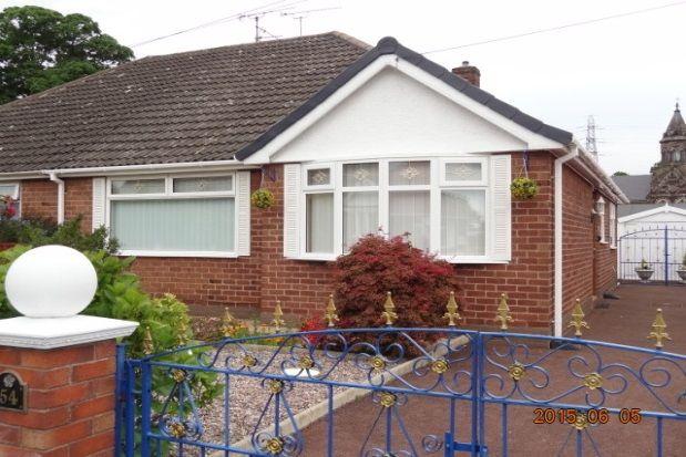 Thumbnail Bungalow to rent in Childer Crescent, Little Sutton, Ellesmere Port