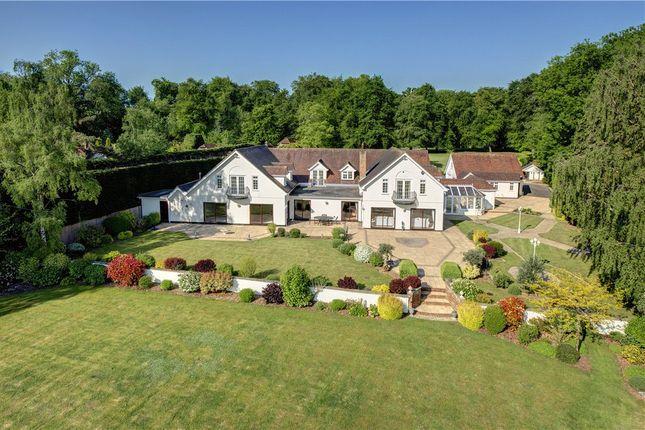Thumbnail Detached house for sale in Harpsden Woods, Harpsden, Henley-On-Thames