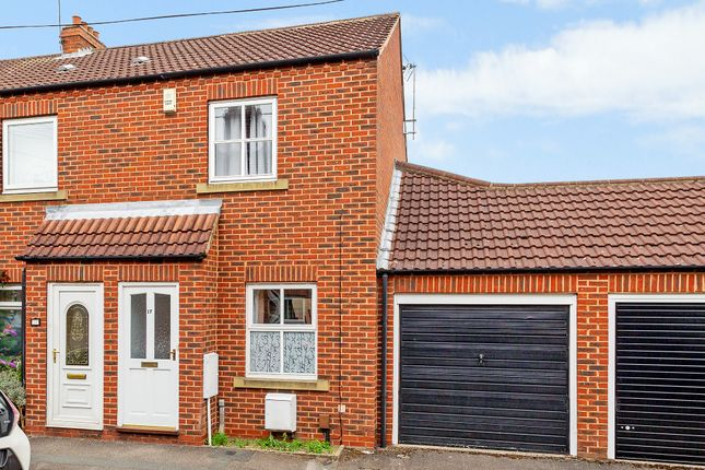 2 bed end terrace house to rent in Haughton Road, York YO30