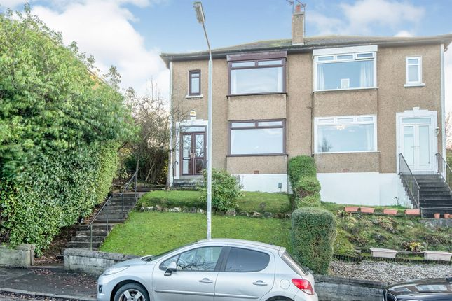 3 bed semi-detached house for sale in Fereneze Avenue, Clarkston, Glasgow G76
