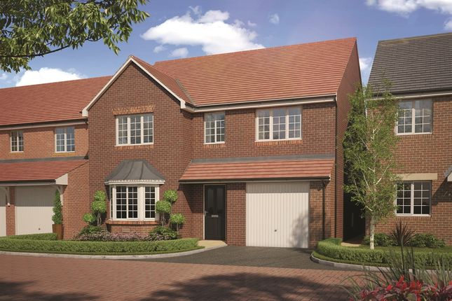 """Thumbnail Detached house for sale in """"The Harley"""" at Upper Redlands Road, Reading"""