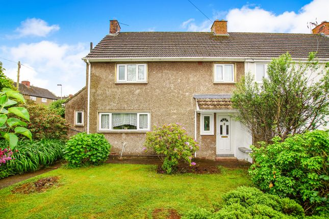 Thumbnail Semi-detached house for sale in Mendip View, Wick, Bristol