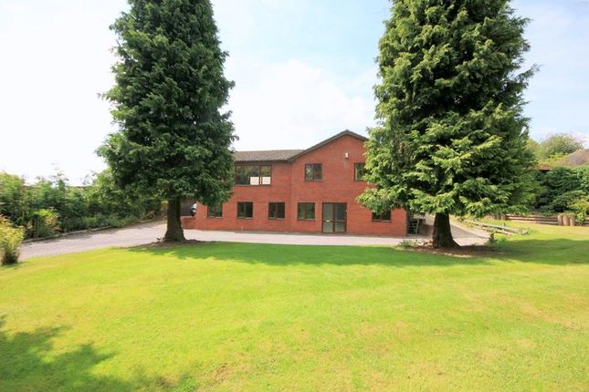 Thumbnail Detached house for sale in Bury Bank, Meaford, Stone