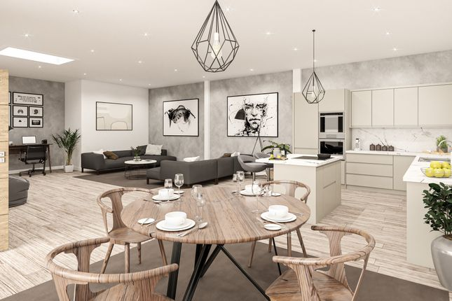 Thumbnail Mews house for sale in Canaan Lane, Edinburgh