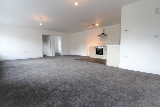 Thumbnail Flat to rent in Pemros Road, St Budeaux, Plymouth