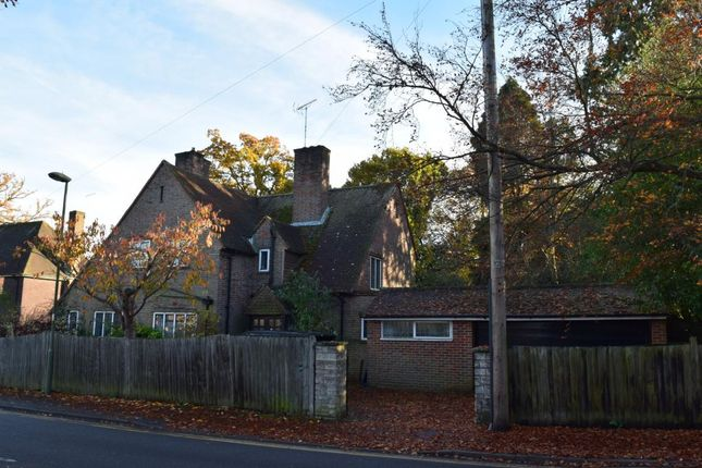Thumbnail Detached house for sale in Southwell Park Road, Camberley