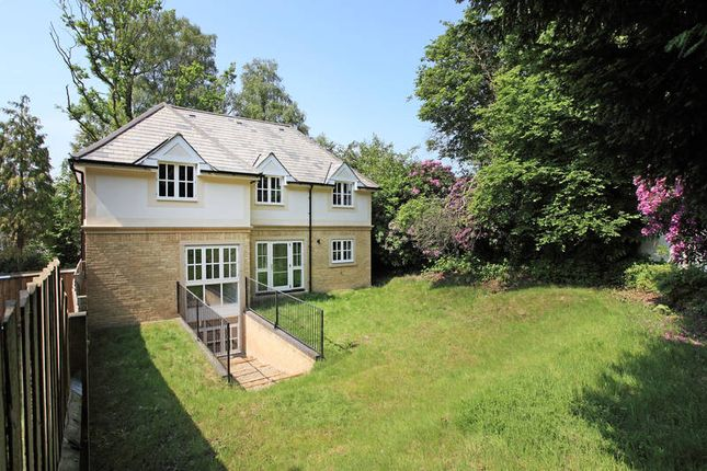 Thumbnail Detached house to rent in Broadcroft, Tunbridge Wells