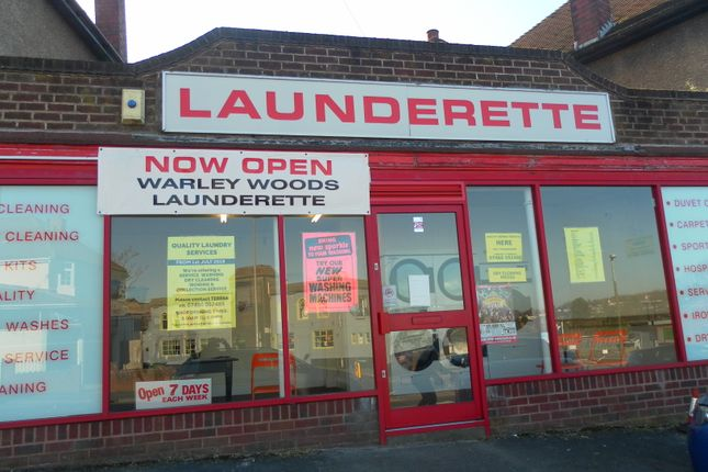 Thumbnail Retail premises for sale in 119A Pottery Road, Smethwick, West Midlands