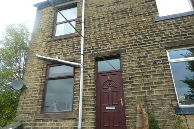 1 bed terraced house to rent in Apsley Terrace, Oakworth BD22