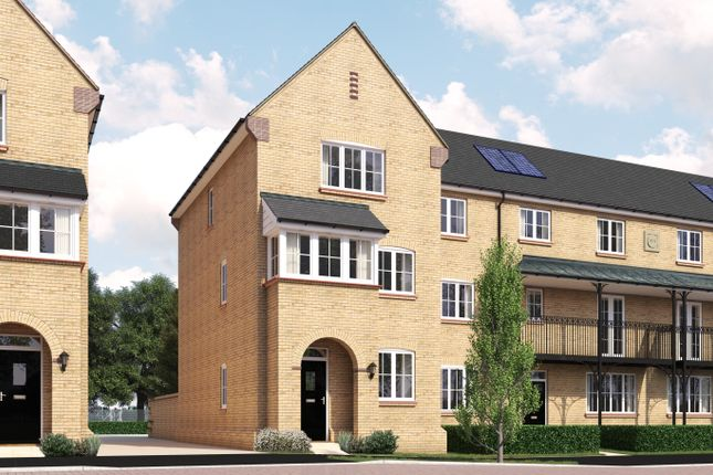 The Brindley CGI of Hermitage Lane, Maidstone ME16