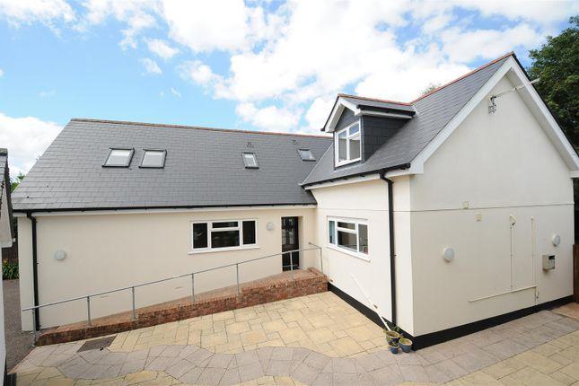 Thumbnail Detached bungalow for sale in Langaton Lane, Pinhoe, Exeter