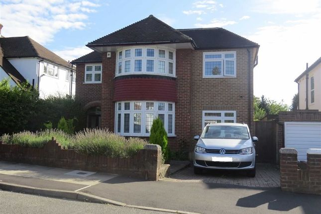 Thumbnail Detached house to rent in Cloonmore Avenue, Farnborough, Orpington