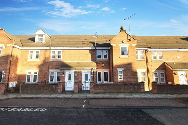 Thumbnail Terraced house to rent in St Bedes Mews, Hill Street, Jarrow