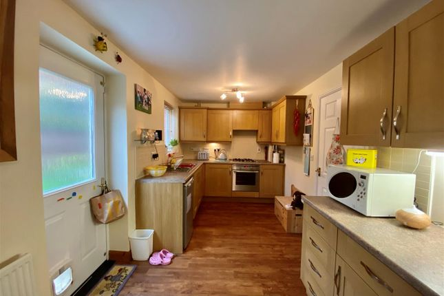 Kitchen of Whitington Close, Little Lever, Bolton BL3