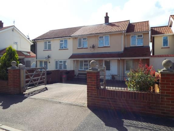 Thumbnail Semi-detached house for sale in St. Gregorys Close, Deal, Kent
