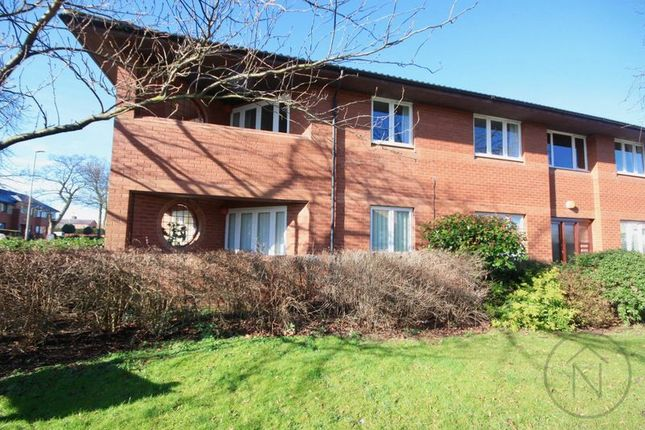 Thumbnail Flat for sale in Armstrong Court, Darlington