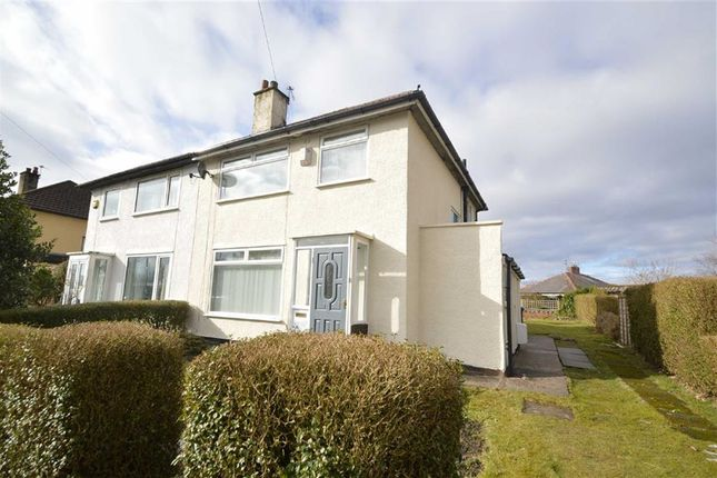 Thumbnail Semi-detached house to rent in Thorneyholme Road, Accrington