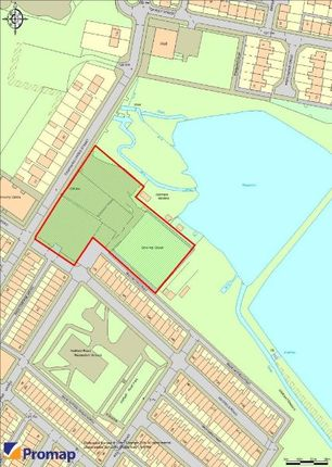Thumbnail Land for sale in Hatfield Road & Shepherd Cross Street, Bolton