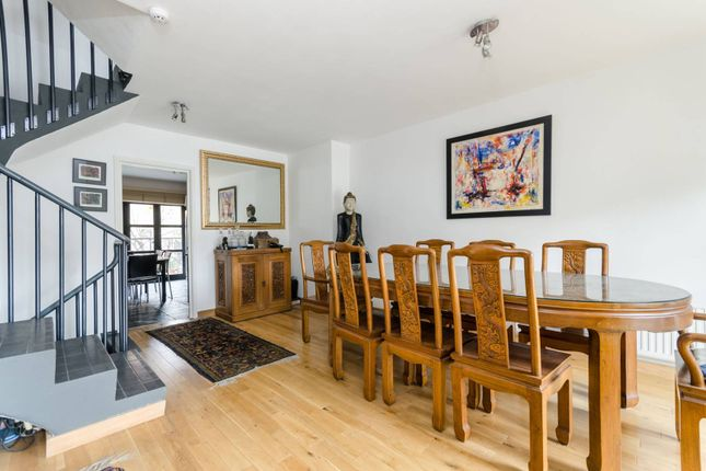 Thumbnail Terraced house for sale in Chancellors Wharf, Hammersmith