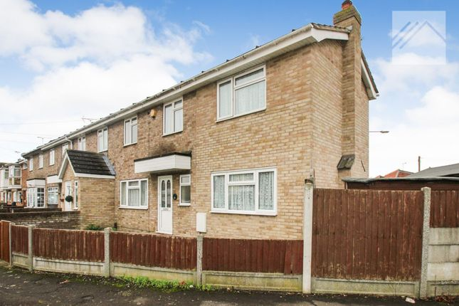 Thumbnail Semi-detached house for sale in Norfolk Way, Canvey Island