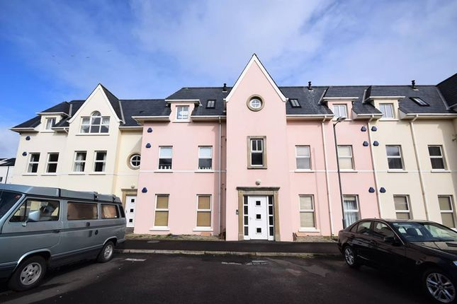Thumbnail Flat for sale in West Strand Avenue, Portrush