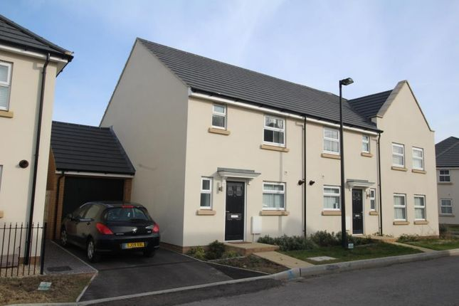Thumbnail Property to rent in Albion Terrace, The Common, Patchway, Bristol