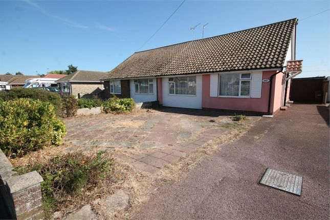 Thumbnail Semi-detached bungalow for sale in Bemerton Gardens, Kirby Cross, Frinton-On-Sea