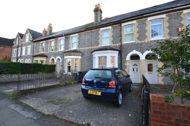 Thumbnail Terraced house to rent in Erleigh Road, Reading