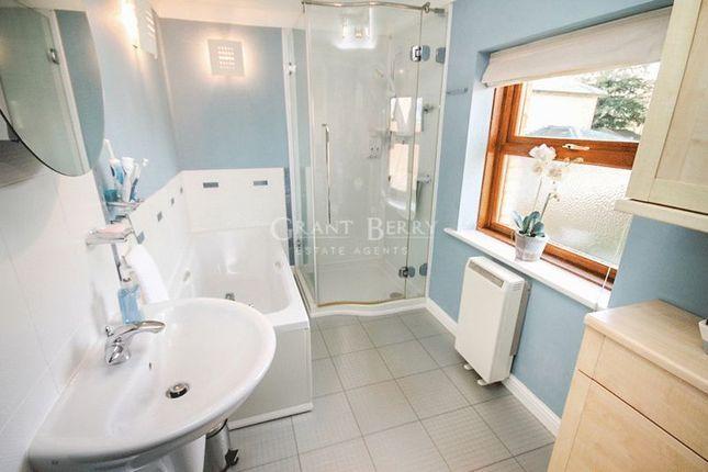 Bathroom of The Street, Gazeley, Newmarket, Suffolk CB8