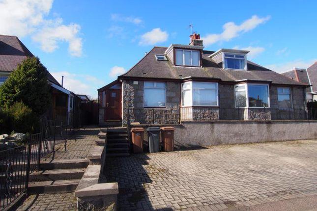 Thumbnail Semi-detached house to rent in Wellbrae Terrace, Aberdeen
