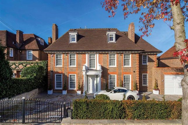 Thumbnail Property for sale in Winnington Road, Hampstead Garden Suburb, London