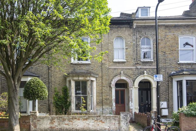 Exterior of Elrington Road, London E8