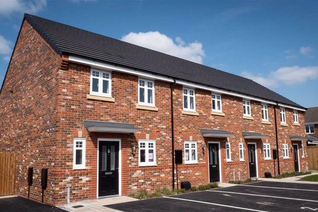 Thumbnail End terrace house for sale in Meadows Lane, Claughton-On-Brock, Preston